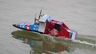 How to make a Air boat - seaboat