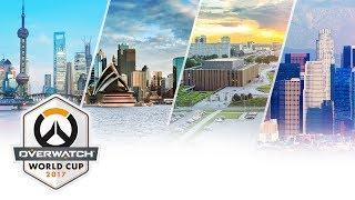 2017 Overwatch World Cup Trailer
