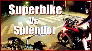 Superbike vs splendor