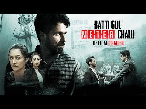 Xxx Mp4 Official Trailer Batti Gul Meter Chalu Shahid Kapoor Shraddha Kapoor Divyendu Sharma Yami Gautam 3gp Sex
