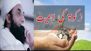 Importance Of Zakat   Islamic Whatsapp Status   Molana Tariq Jameel  (30sec)