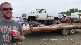 Mud Trucks Gone Wild - Michigan Mud Jam