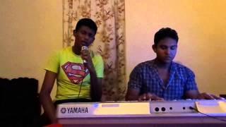 Aashiqui 2 - TUM HI HO cover by DINIDU SUDARAKA & SAVAN HESHANTHAKA