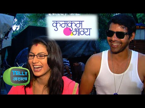 Xxx Mp4 Abhi Pragya On Set Masti In Kumkum Bhagya Zee Tv Show 3gp Sex