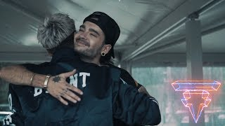 #13 No parachute that rescues you! Hitting the racing track with Cadillac - Tokio Hotel TV 2017