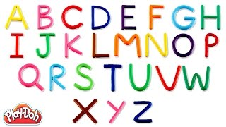 Learn ABC for Kidswith Play Doh   Learning A to Z   ABC Phonics Song   Kids Abc Song   Learning Kids
