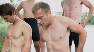 Getting Undressed With The Warwick Rowers!