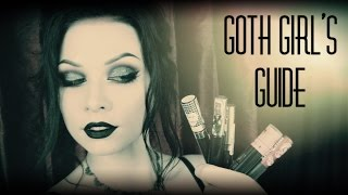 The GOTH GIRL'S GUIDE... to Black Liquid Lipsticks