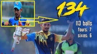 দেশে ফিরেই নাসিরের 'রান–উৎসব' আসলে কার উপর রাগ ? || Dhaka Premier Division Cricket League 2017 nasir