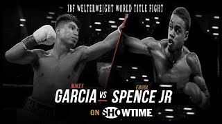 ERROL SPENCE Jr vs MIKEY GARCIA ANNOUNCEMENT FOR THE IBF WELTERWEIGHT TITLE CLOSE??!!