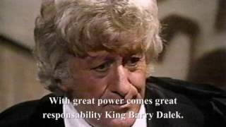DR WHO AND THE DALEKS NEW RARE MISSING EPISODE