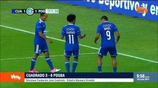 Estos fueron los goles del partido amistoso Cuadrado vs Pogba   Win Sports