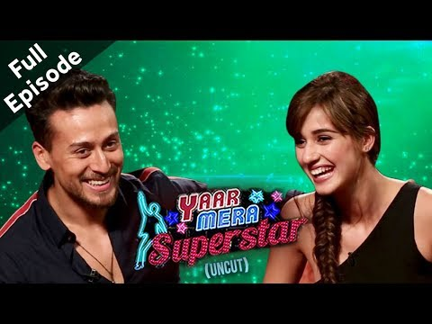Xxx Mp4 Tiger Shroff And Disha Patani Up And Candid On Yaar Mera Superstar Season 2 Full Episode 3gp Sex