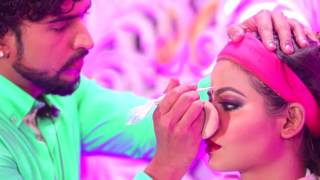 video.::::: GURUKUL anurag makeup mantra,  bengali bridal makeup look jai ho, jewellery by  shreeji