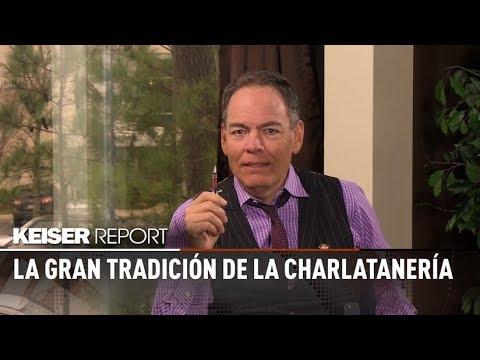 La gran tradición de la charlatanería: Keiser Report en español (E1191)