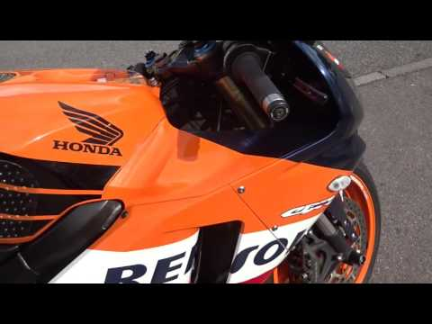 2005 Honda CBR600RR Repsol