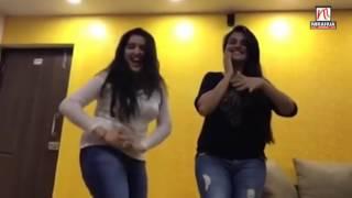 HOT AKSHARA SINGH AND AMARPALI DUBEY HOLI SONG 2017