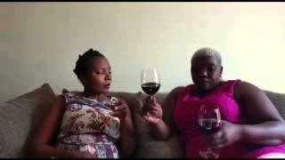Thenjiwe and Celeste Ntuli