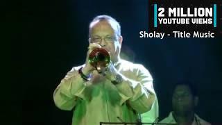 Sholay - Title Music || R D Burman