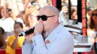 Pitbull - Hey Baby (Drop It To The Floor) ft. T-Pain Live by enriquealonso.com