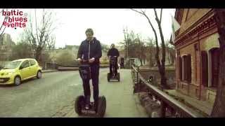 Segway tour in Vilnius