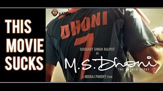 MS Dhoni The Untold Story | This Movie Sucks Recap | BollywoodGandu