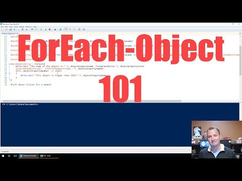 PowerShell ForEach-Object