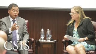 CSIS-Pertamina Banyan Tree Leadership Forum with Minister Ignasius Jonan