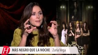 Zuria Vega: Más Negro Que La Noche (Entrevista Exclusiva)