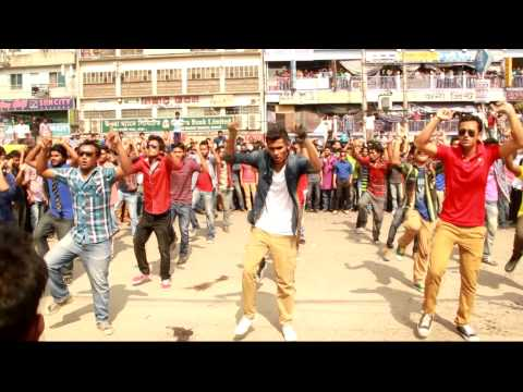 ICC World Twenty20 Bangladesh 2014 - Flash Mob Dhaka College