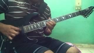 Warfaze-Hotasha Guitar Solos Cover............