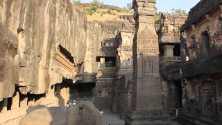 Kailasa Temple in Ellora Caves   Built with Alien Technology