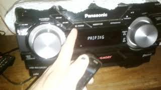 Não consigo conectar meu aparelho Panasonic via Bluetooth parte 2