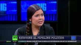 Native Americans Speak out on KXL Pipeline