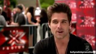 Brennin Hunt - The X Factor U.S. - Audition - Ep.4