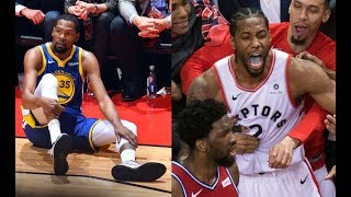 Craziest NBA Playoffs Moments of 2018/2019