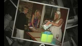 Jenny's Bridal Shower at Wyandotte Winery 2.25.12