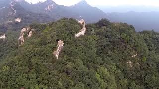 Flying Jiankou Great Wall