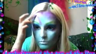 Fantasy#1 Eye Makeup