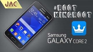 Tutorial / Cara Root Galaxy Core 2 - KingRoot [JAC Art Code]
