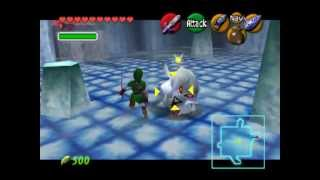 Zelda: Ocarina of Time MQ Part 27 - I was Frozen Today