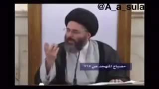 """على قولت الشهيد صدام حسين """"هاي حيل قويه""""😂😂🙊"""