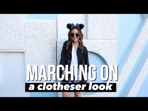 Marching On | A Clotheser Look