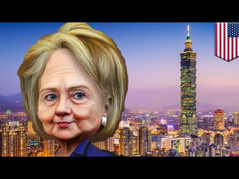 Hillary Clinton wanted to dump Taiwan: WikiLeaks emails show HRC wanted to ditch Taiwan - TomoNews