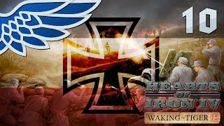 HEARTS OF IRON 4 | MOSCOW PUNCH PART 10 - HOI4 WAKING THE TIGER Let