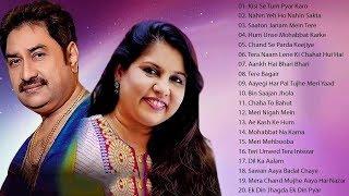 कुमार सानू साधना सरगम संग्रह के सर्वश्रेष्ठ गीत | लेटेस्ट बॉलीवुड हिंदी सैड सांग्स - 90's सदाबहार