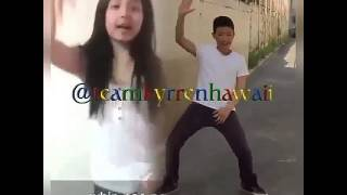 Whip nae nae (darren and kyline)
