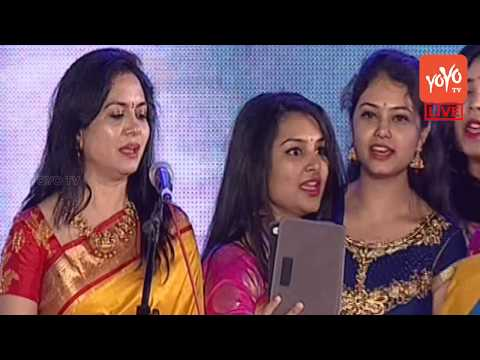 Xxx Mp4 Tollywood Singers Sunitha Kalpana And Other Singing At World Telugu Conference YOYO TV Channel 3gp Sex