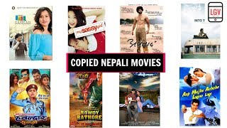 Top 20 Nepali Movies Copied From Bollywood
