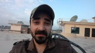 Hamza Ali Abbasi talks about restricted areas of Karachi